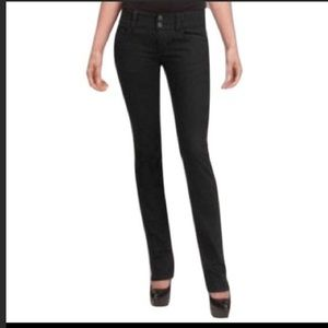 Cabi black denim jeans style #515. Size 4